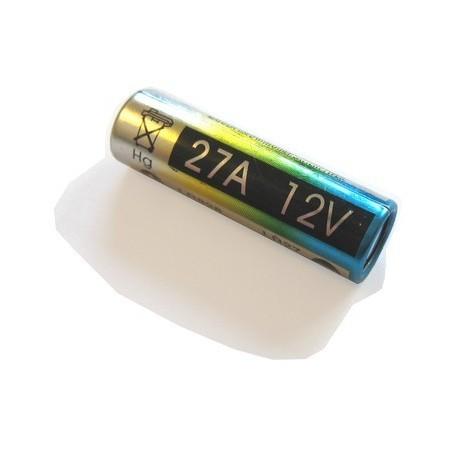 Pile Alcaline 12V pour émetteur ONE