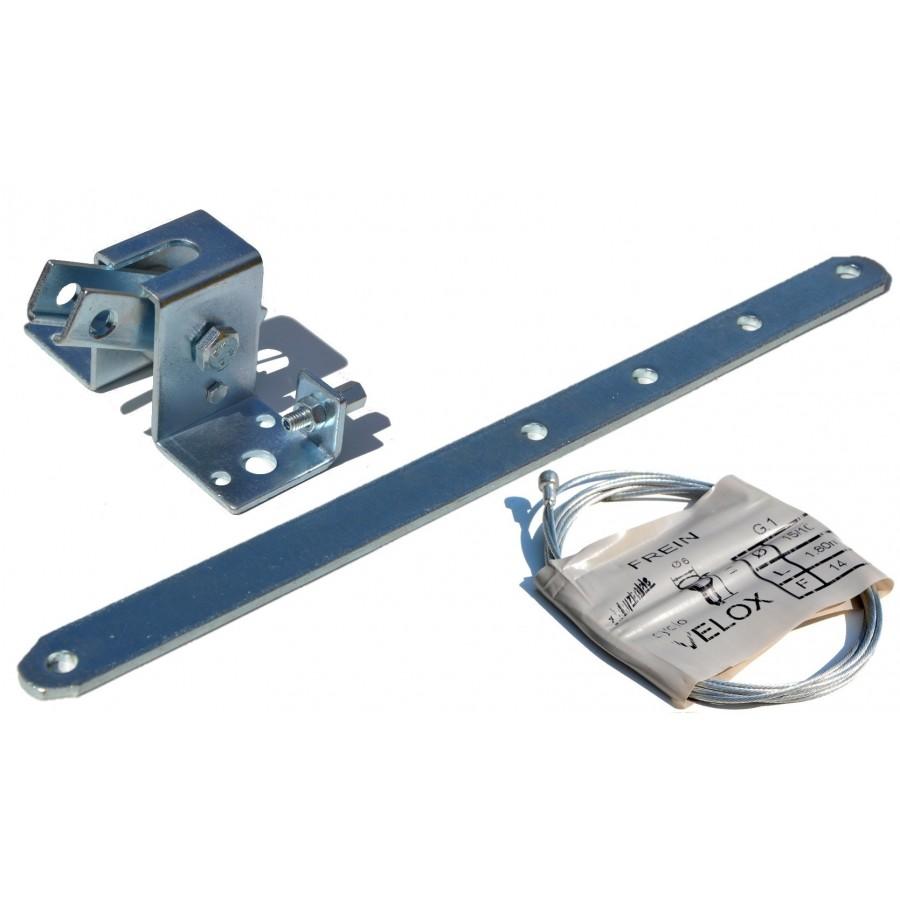 Kit basculeur de d verrouillage pour basculante motoris e for Porte de garage basculante automatique