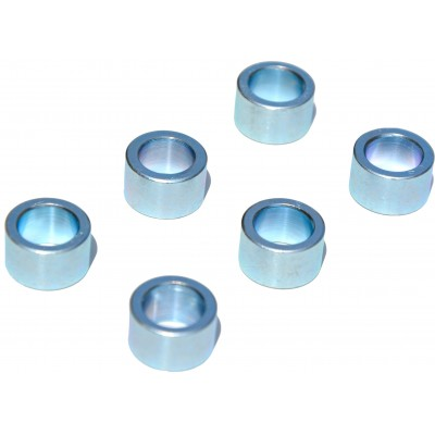 Bagues de centrage de 10mm (lot de 6)