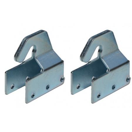 Tilting Spring Hook (pair)