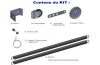 Kit d'équilibrage pour Sectio. Ress Horizontaux Porte Hauteur SUP à 2400