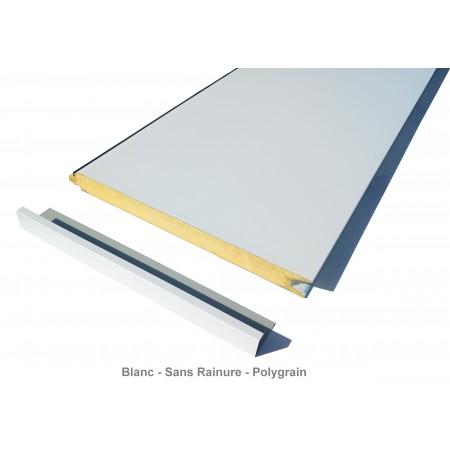 Section ISO40 500mm POLYGRAIN / SANS RAINURE