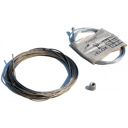 Cables pour porte basculante motorisée