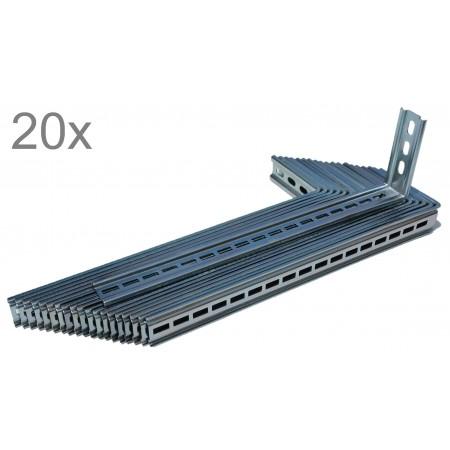Aufhängebügel 450 mm (Satz mit 20 Stück)