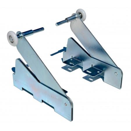 Supports Roulettes Sectionnelle du Haut Articules PRO+ roulettes