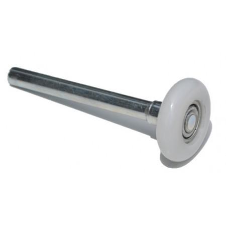 Roulette galet roulement billes pour porte de garage - Roulement a bille ...