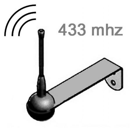 Antenne Universelle 433 mhz à bande réduite