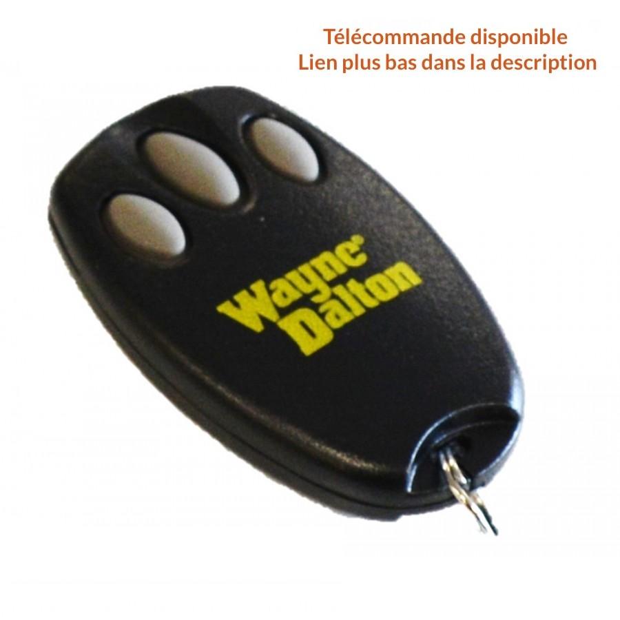 Tête Moteur Seule PUSH And PULL HEWD - Telecommande porte de garage wayne dalton