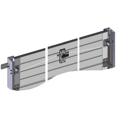 2 Point Sectional Lock Kit