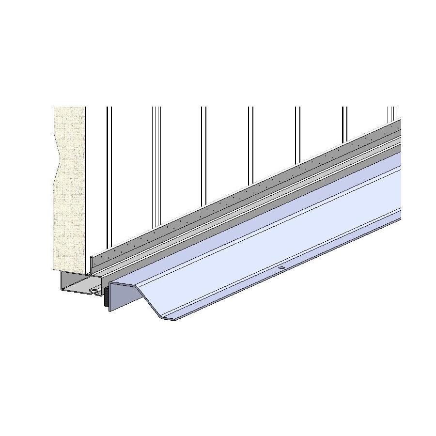 Barre Pour Porte Coulissante barre de seuil rénovation pour sol plat