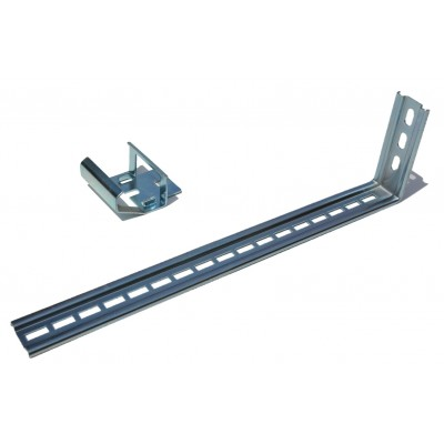 Equerre de suspente 450mm+ Support Monorail