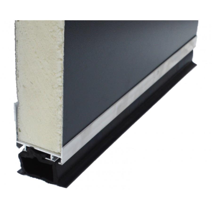 joint boudin epdm pour bas de porte de garage. Black Bedroom Furniture Sets. Home Design Ideas