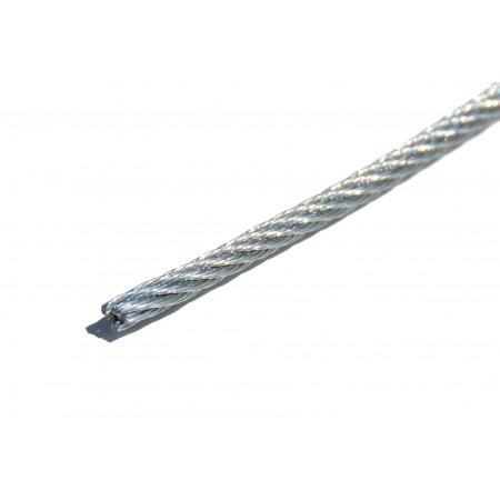 Câble diamètre 2mm (au mètre)