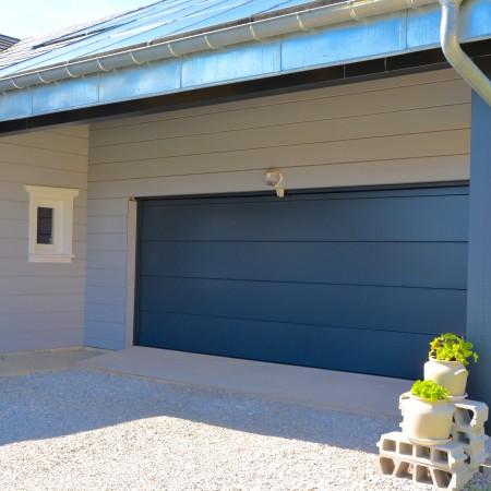 Porte de garage sectionnelle Sessenta