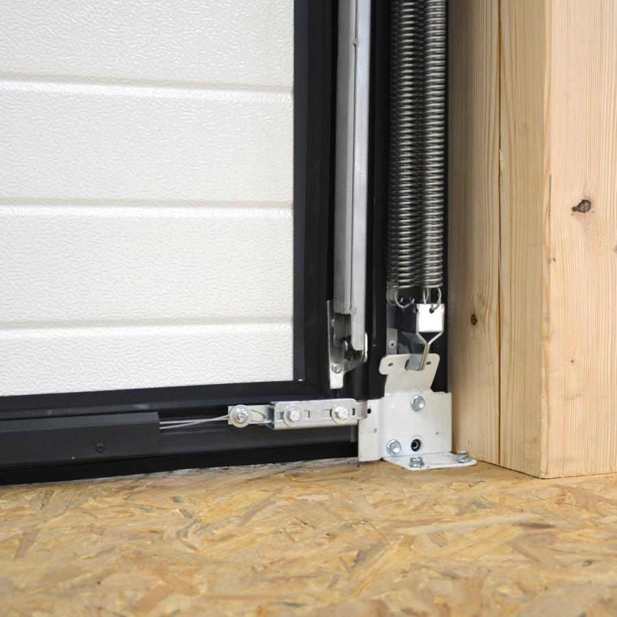 Porte de garage basculante haut de gamme - Verrouillage porte de garage basculante ...
