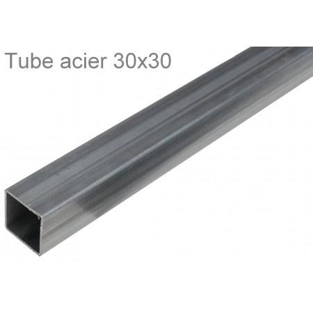Tube Rectangulaire Acier L3m