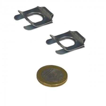 Clip EURONORM (la paire)