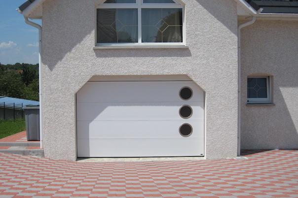 Porte de garage sectionnelle avec les meilleures - Porte de garage sectionnelle pas chere ...
