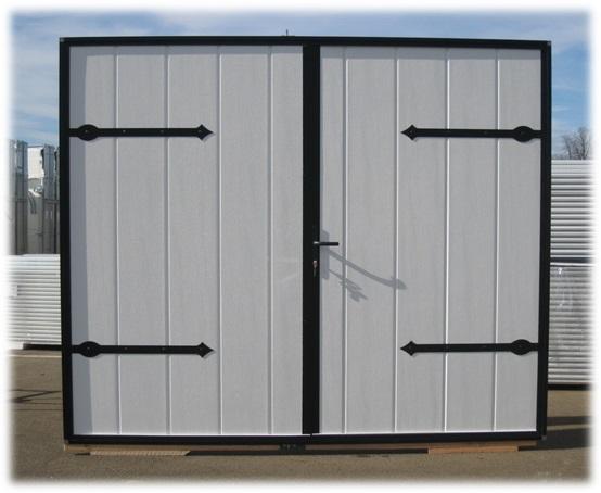 Portes De Service Isolées 40 Mm - Axone-Spadone