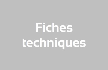 Technical data sheets sectio